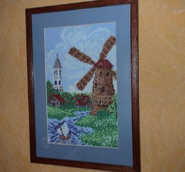 Искусница - Старая мельница. Пейзажи