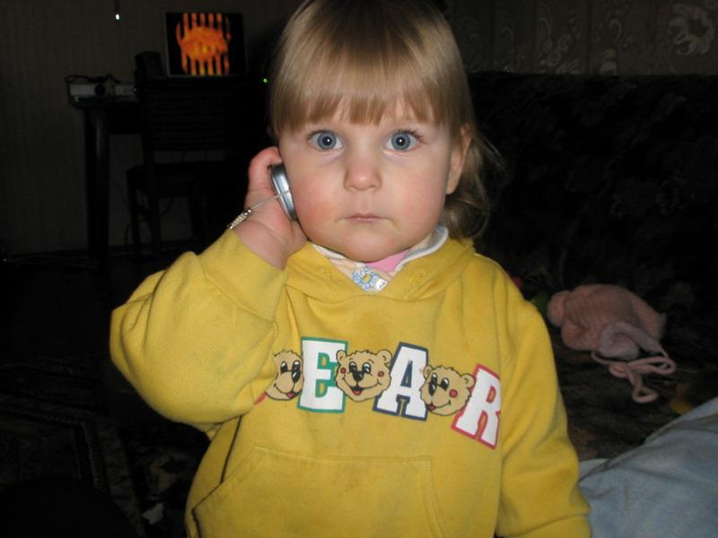 Моя первая мобилка. Мобильные малыши