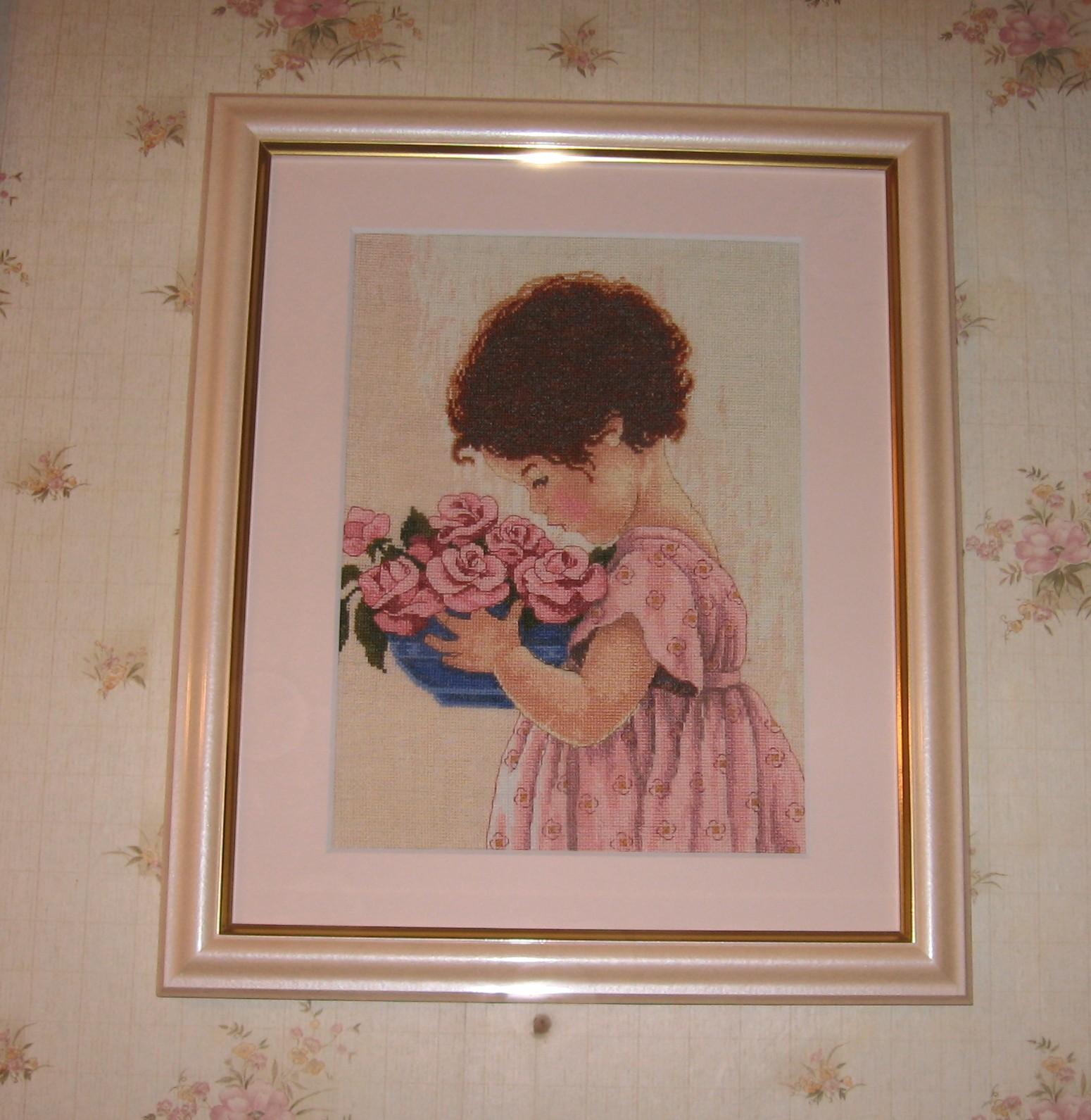 Розы Эмми.. Детские сюжеты