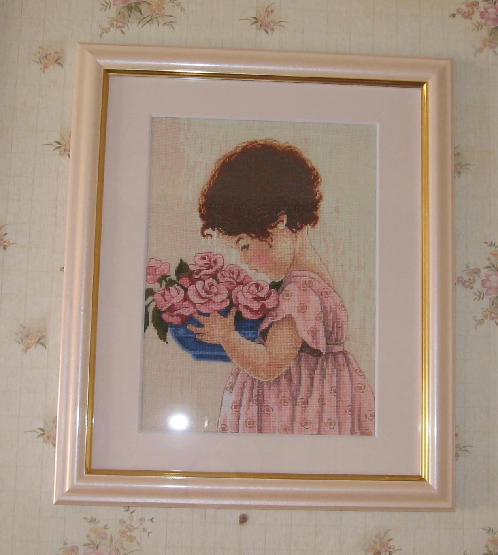 Розы Эмми. Изображения детей