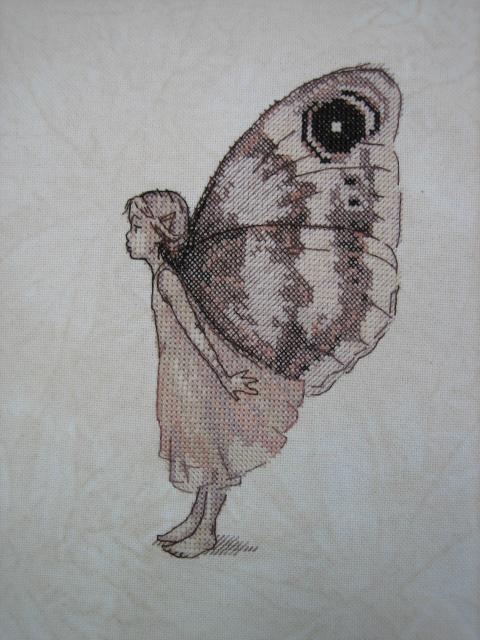 Эльфик.... Феи,  эльфы, бабочки и др. насекомые