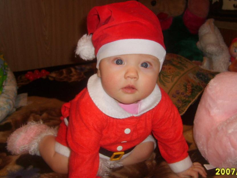 мой папа Дед Мороз. Новый год