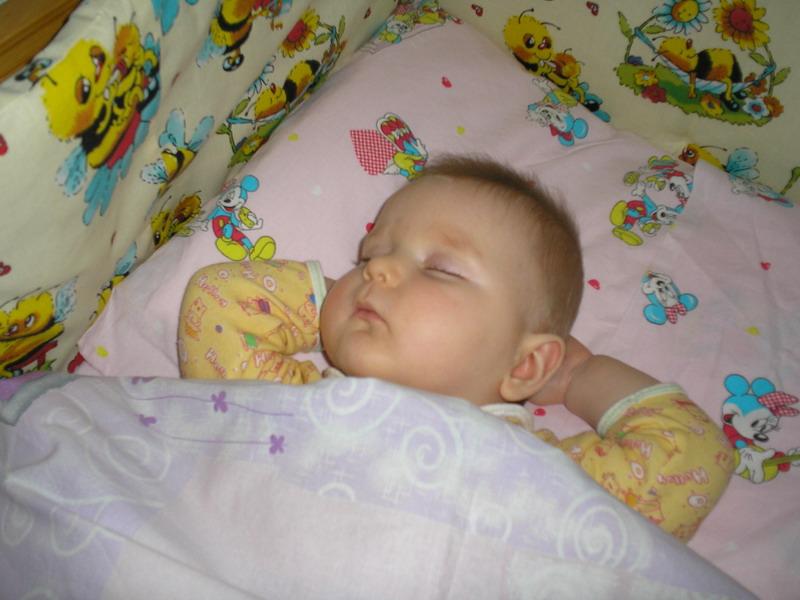 Как сладко мы спим!!!. Спящие дети