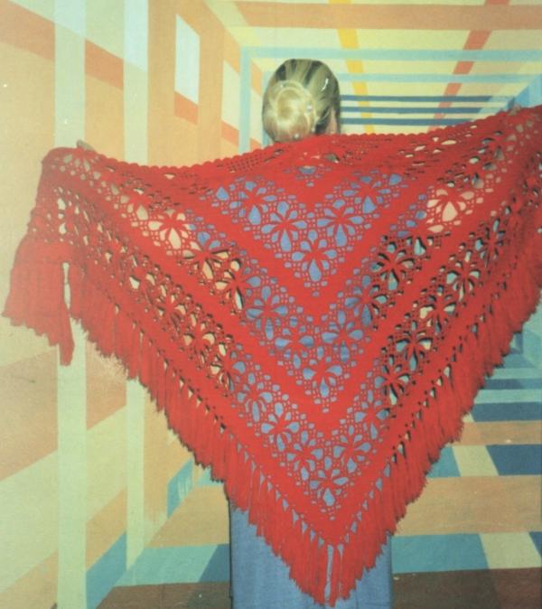 Пончо, шали, палантины, шарфы