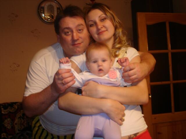 Моя семья!. Вместе с папой