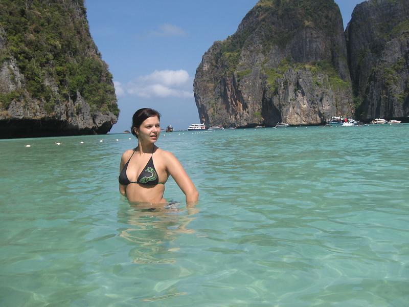 Тайланд, остров Phi-Phi. Отдыхать - не работать! Заработал - отдохни!