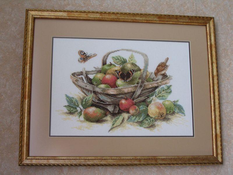 Летние фрукты, Lanarte. Натюрморты