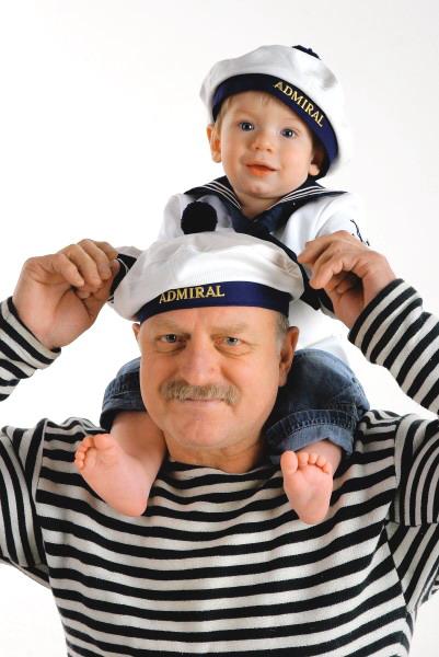 любимый дедушка и я !. Закрытое голосование фотоконкурса 'Детки и предки'