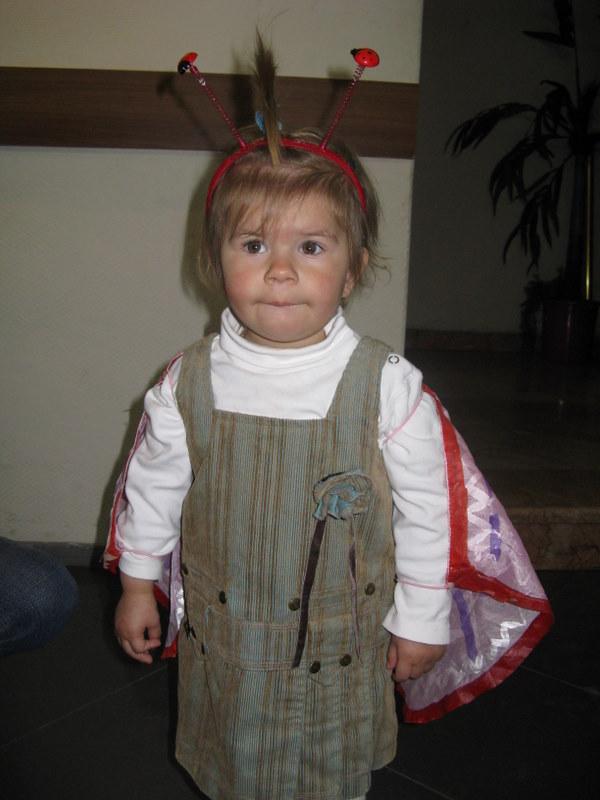 Василиса. Нарядные дети
