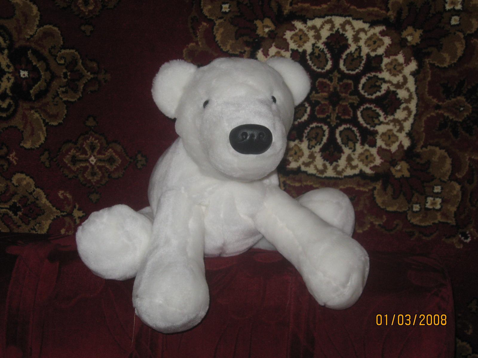 медведик. Самодельные игрушки