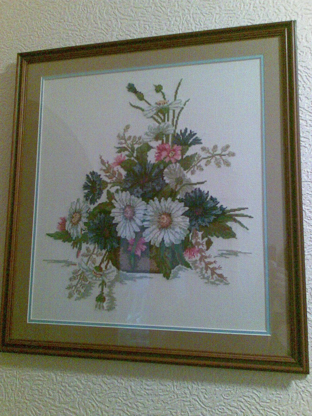 Полевые цветы. Растения (в основном цветы)