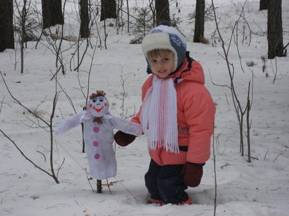 Проводы зимы. Зимние забавы