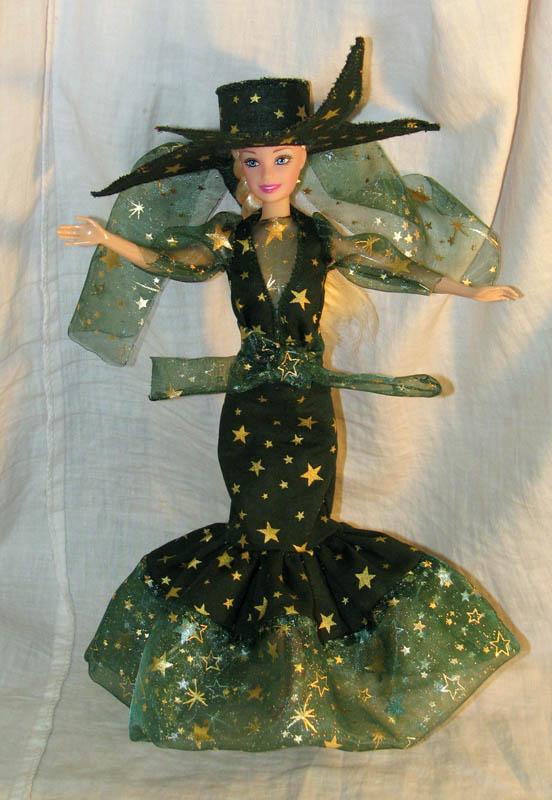 фея Хогварда. Наряды для Барби и других кукол