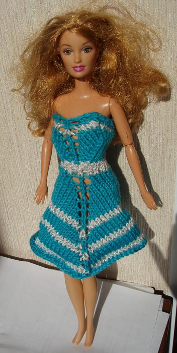 Наряды для Барби и других кукол