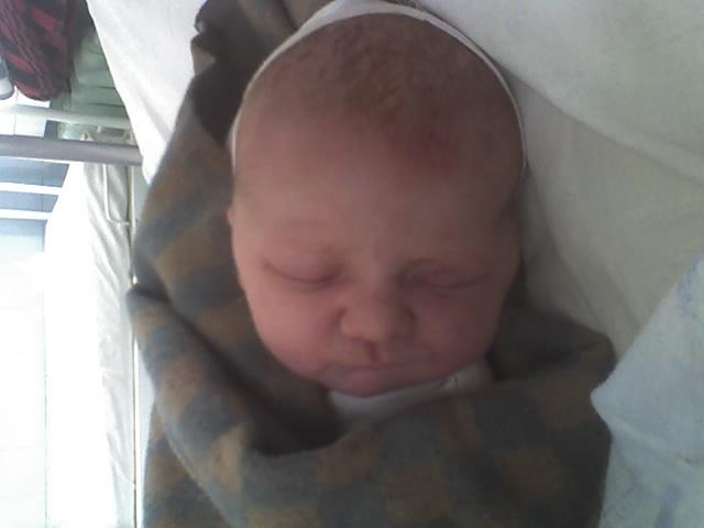 Настюшка. Новорожденные