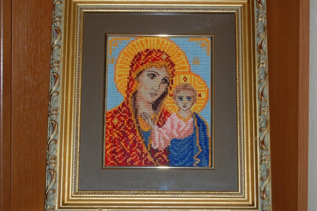Казанская икона Божьей Матери. Иконы и библейские сюжеты