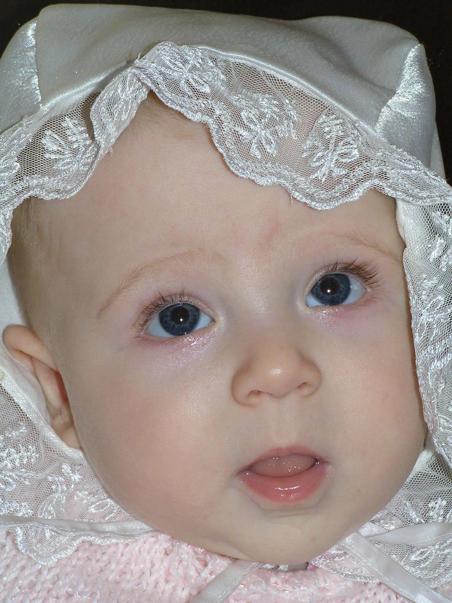 Дочурке  6 месяцев. Детские портреты