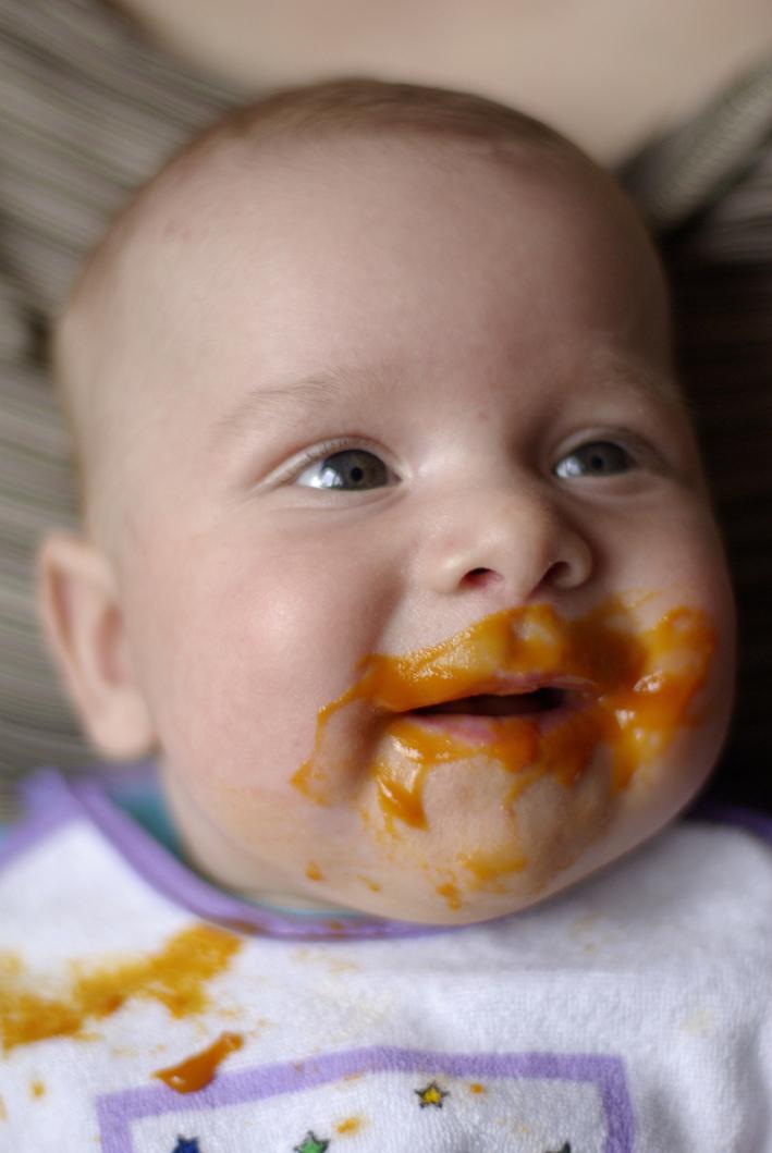 Самое главное вовремя перекусить!. Дети за едой