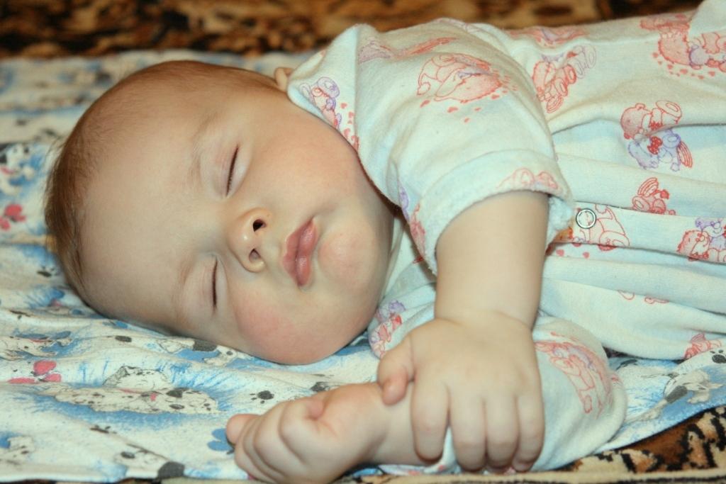 Сонька. Спящие дети