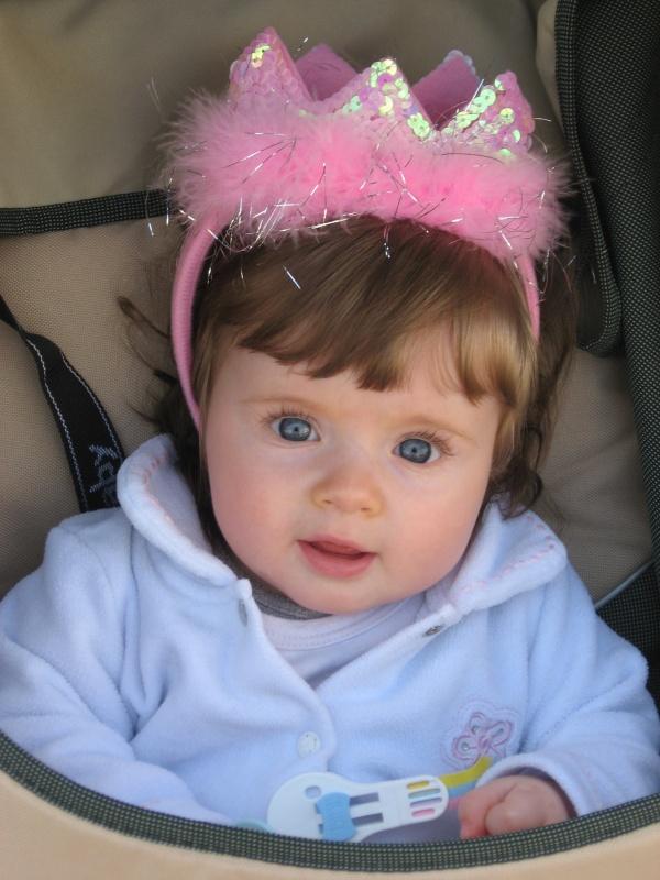 Маленькая принцесса. Детские портреты