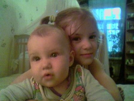 Алёшечка и Яночка. Братишки и сестренки