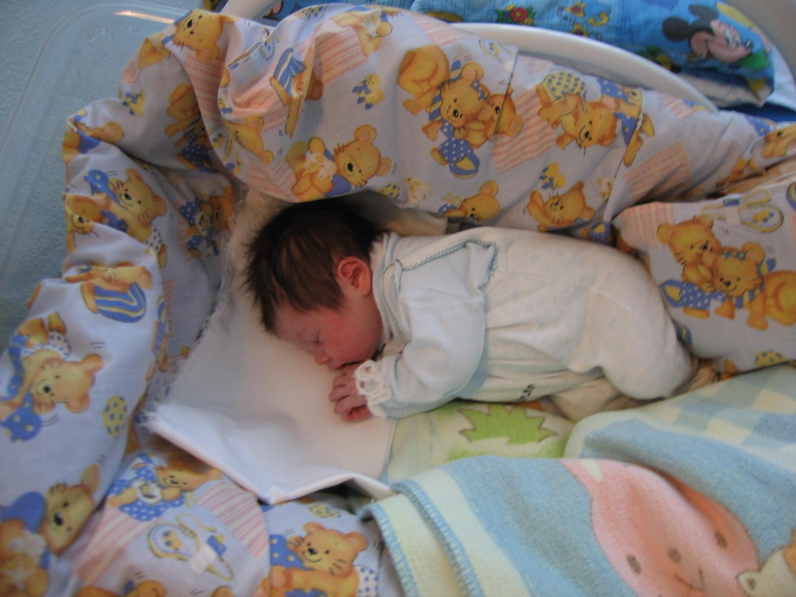 Новорожденный Ярослав. Новорожденные