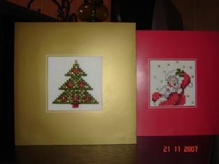 Новогодние открытки. Рождественские и новогодние мотивы
