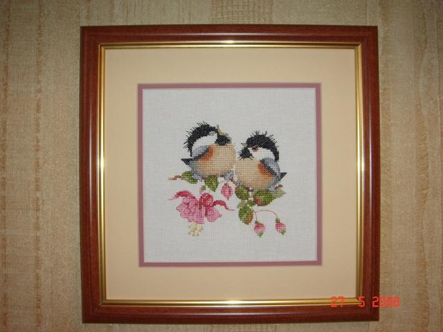Птички Херитаж-2. Птицы