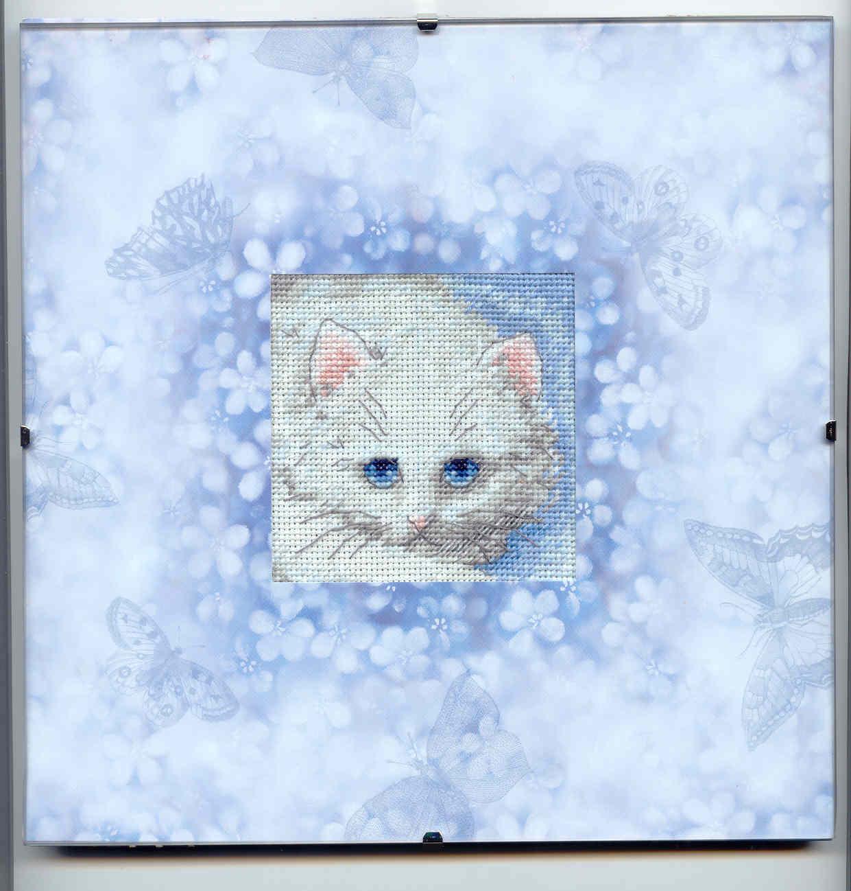 Dimensions - Charming Cat. Животные