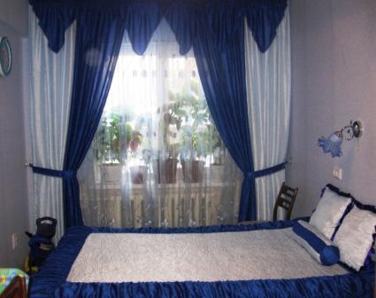 Наша спальня. Наши интерьеры