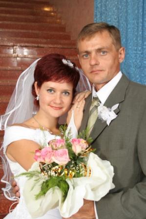 Наша свадьба. Бракосочетание