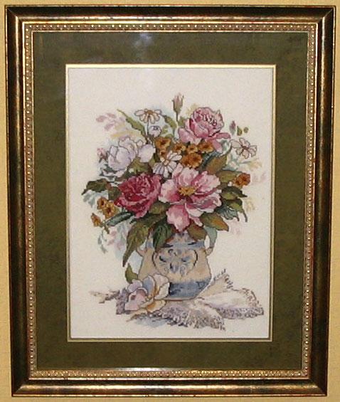 Букет.. Растения (в основном цветы)