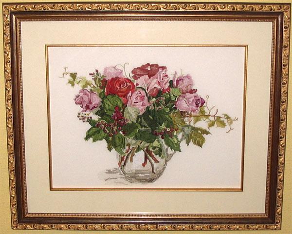 Фуджико 611. Растения (в основном цветы)