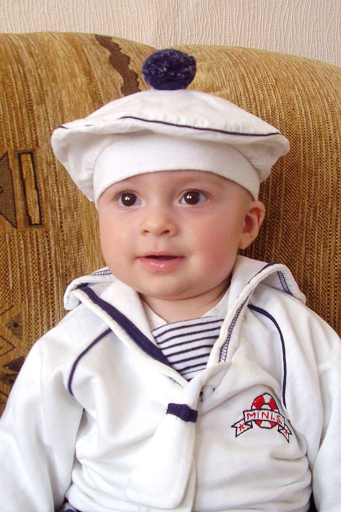 Ти морячка - я моряк!. Нарядные дети