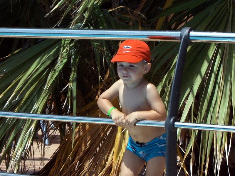 Солнце,пальмы и Антон!. Моря и другие водоемы
