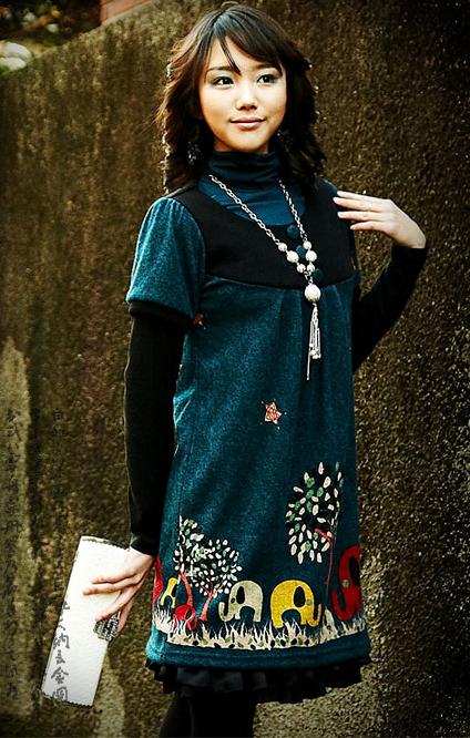 Платьишко Murenysh Tokyo Street Style. Одежда