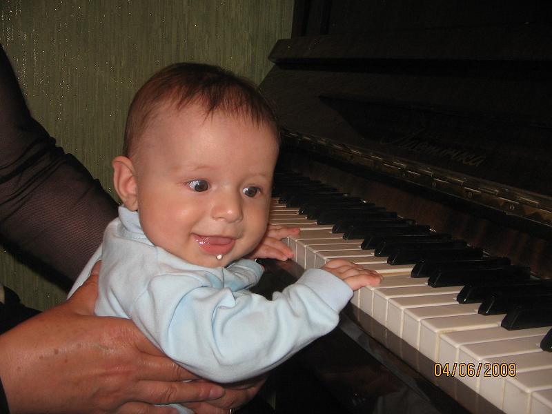 Композитор!!!!!. Дети-музыканты