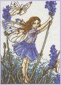 Фея подорожника. Феи,  эльфы, бабочки и др. насекомые