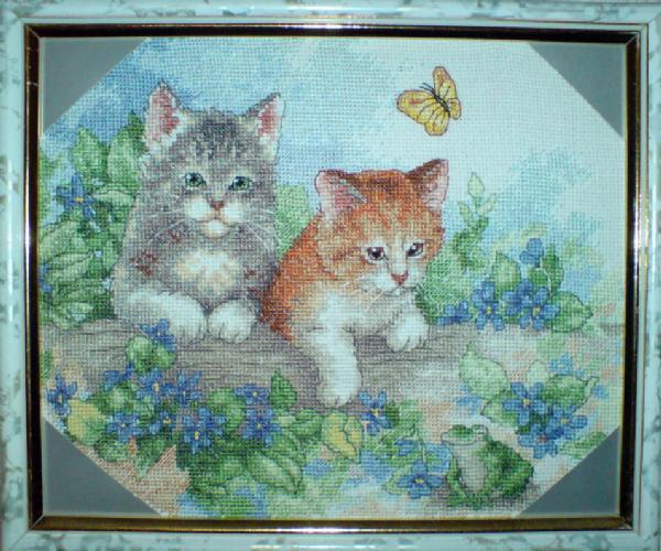 'Котята' (Dimensions). Животные