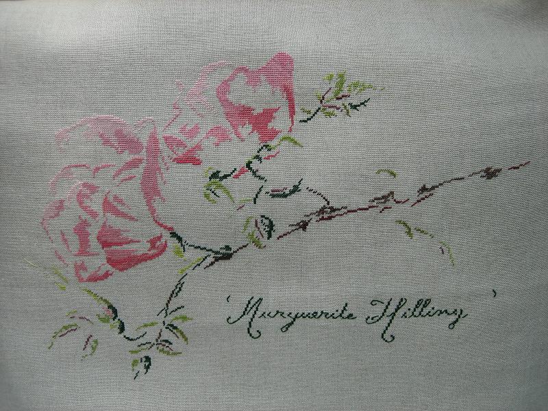 Цветочки от моей любимой Марии-Терезы Сент-Обин.. Растения (в основном цветы)
