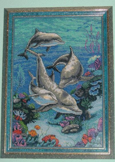 дельфины. Рыбы и другие обитатели глубин