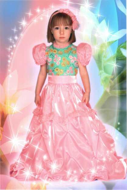 Принцесса. Фотоколлажи, обработанные фото