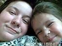 Я и дочь . Вместе с мамой