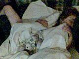 Спит Даша . Спящие дети