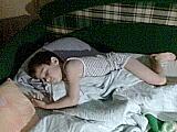 Кирилл спит . Спящие дети