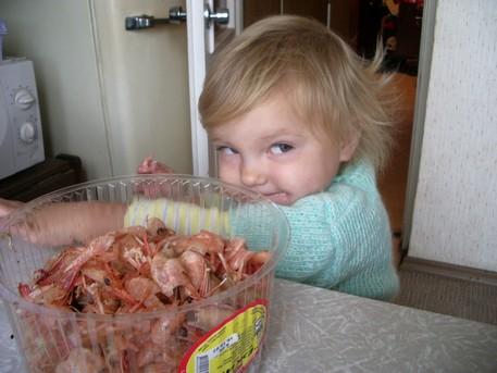 Я тут червячка решила заморить!!. Что сегодня на обед?