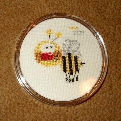 Загадка природы для bee. 2008 Проект 'M&M - Медово-Маковый'
