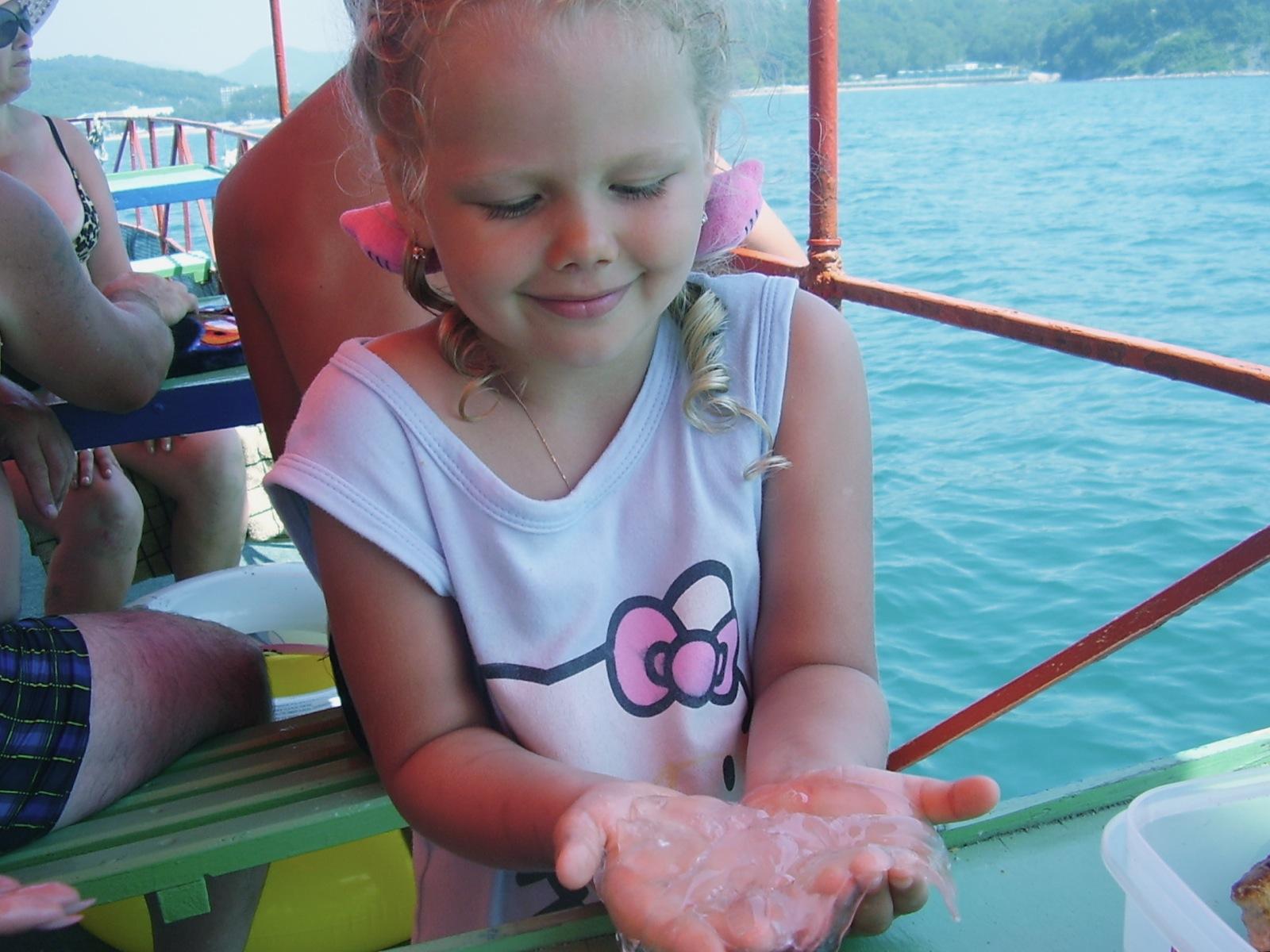 Мы веселые медузы. Дошколята