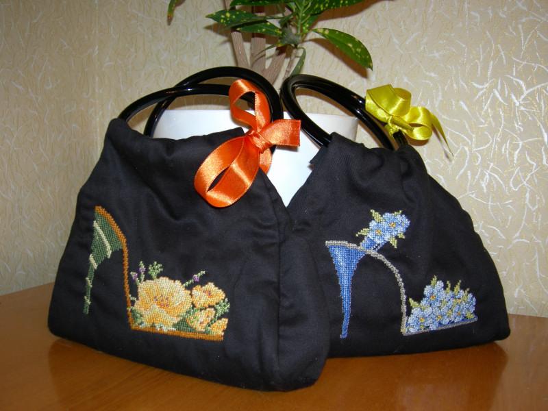 Сумчатая лихорадка 3: весна 2008 года. Вышивка на одежде