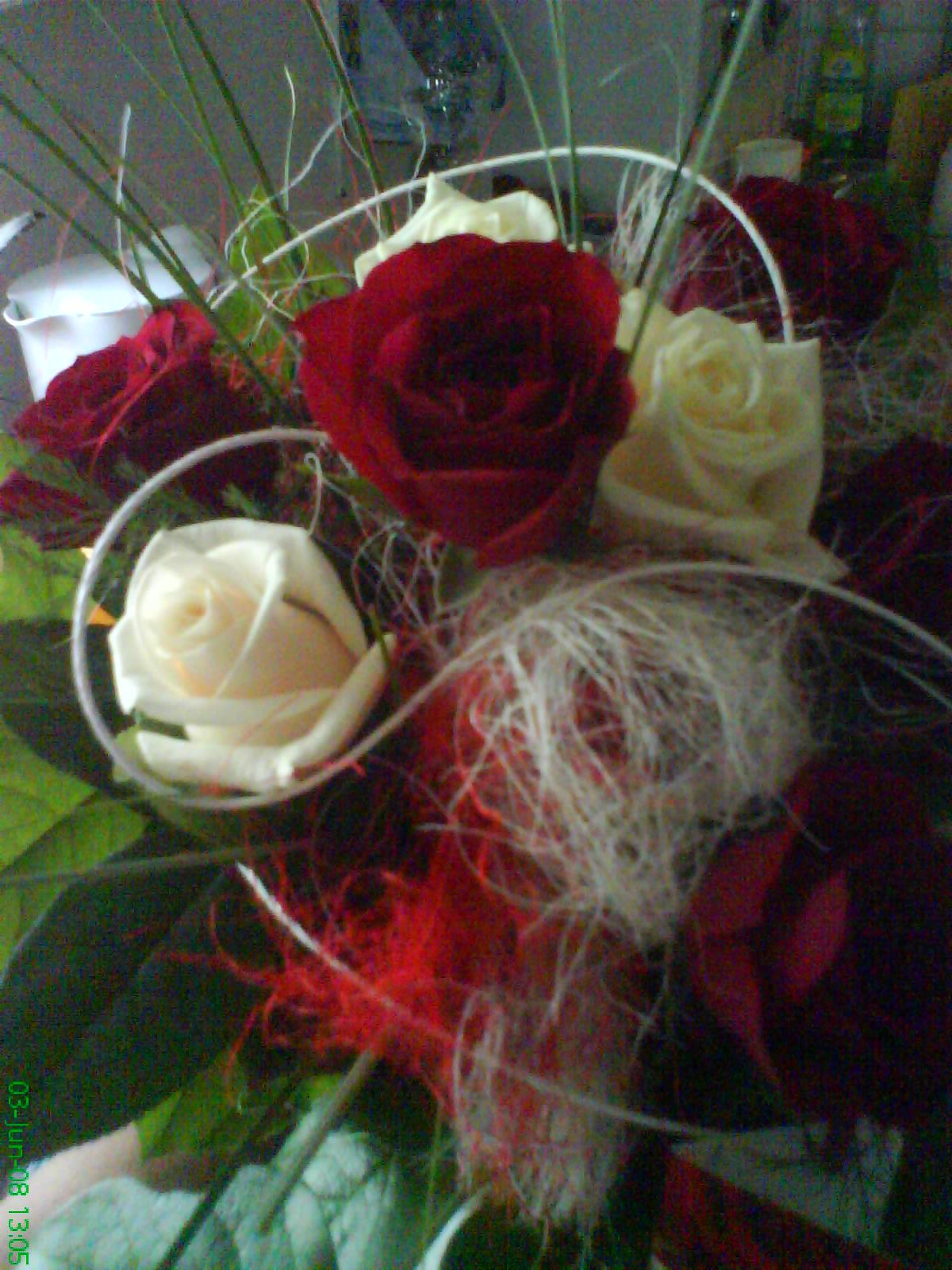 Букет на день рождения.. Цветы